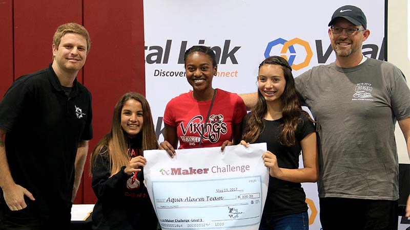 ocMaker Challenge 2017 Winners Award Money