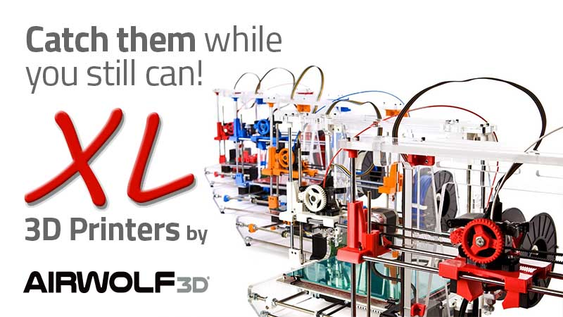 Retro 3D Printer