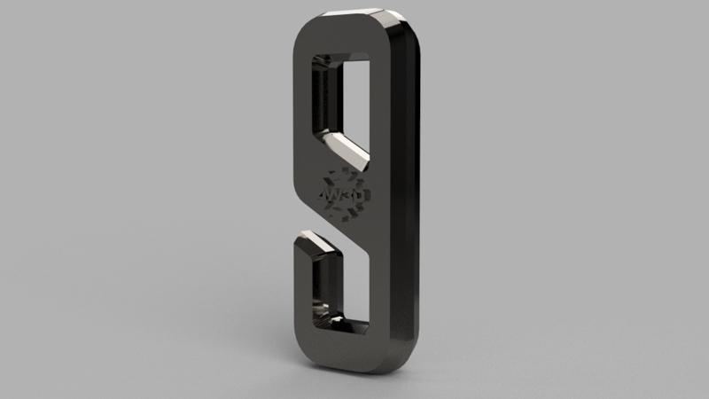 3D Printed Hook