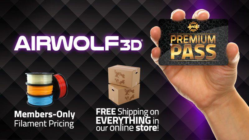 AW3D Premium Pass
