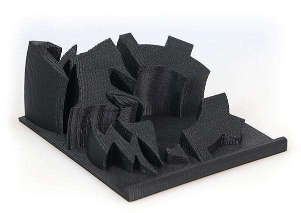 Carbon Fiber ABS Filament for 3D Printing
