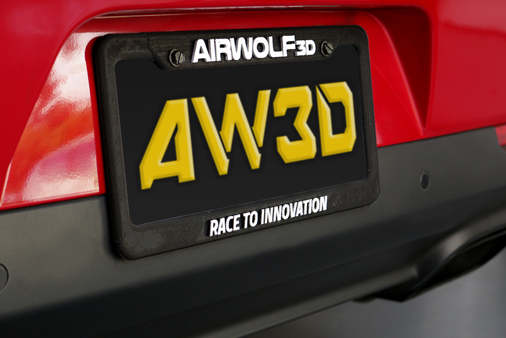 3D Printed Car Parts & The Race to Innovation | Airwolf 3D Printers