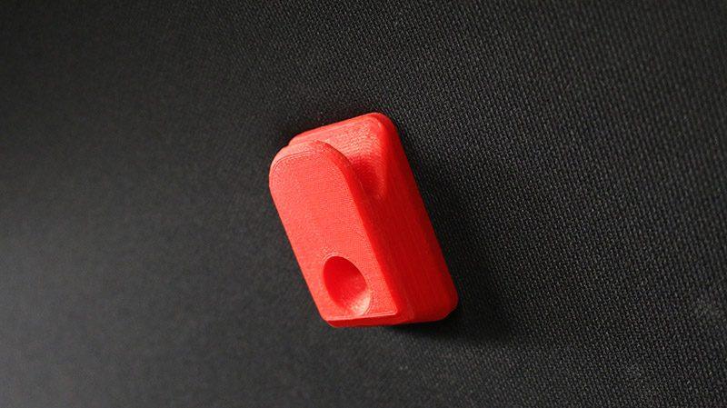 Custom 3D-Printing: Hellcat Coat Hook