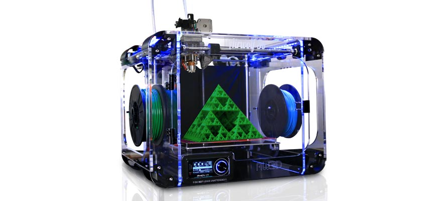 Cheaper 3D Printer Offers Big Value