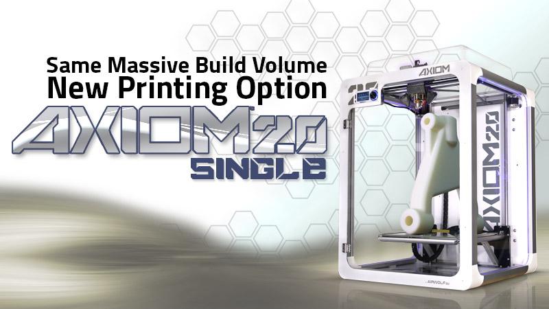 Big Desktop 3D Printer