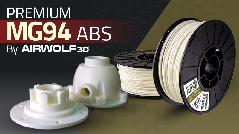 MG94 ABS Filament