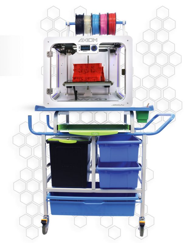 3D Printer Cart - Best Holiday Gifts for 3D Printing