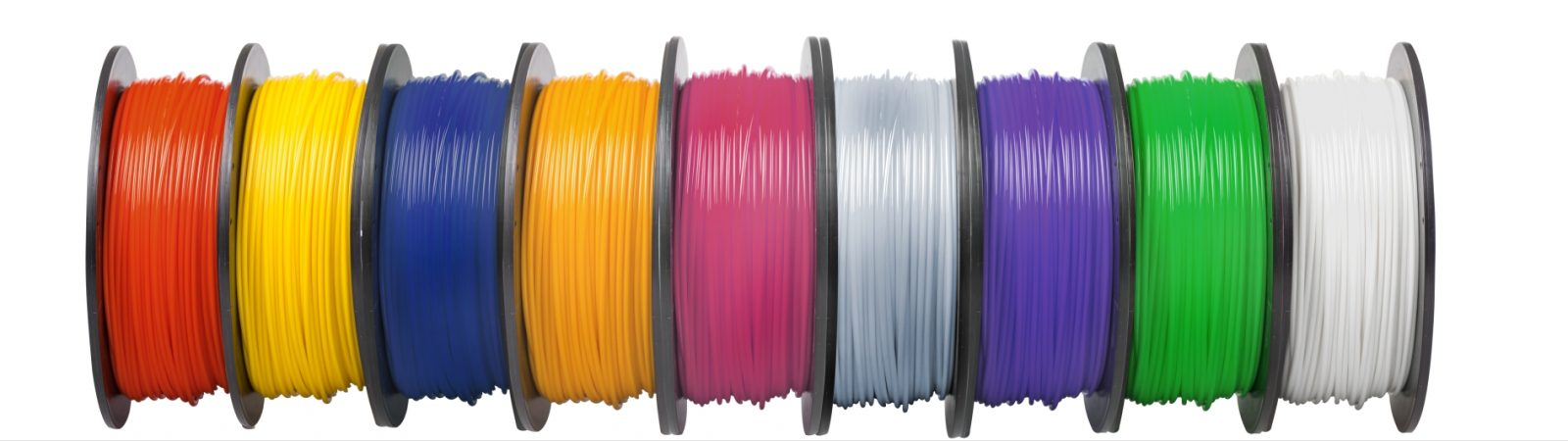 3D Printer Filaments with AXIOM 20