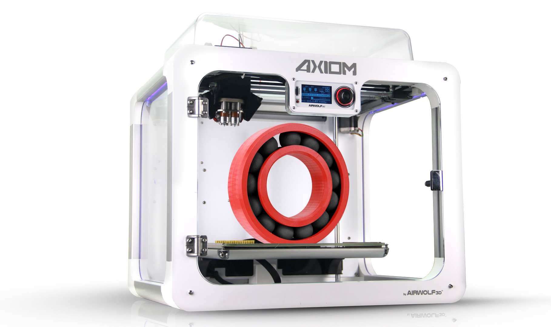 AXIOM Dual Direct Drive 3D Printer