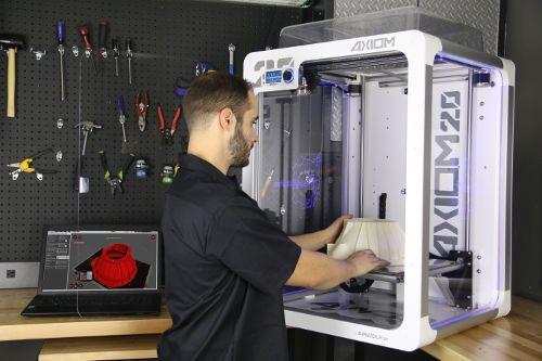 automotive 3d printing car parts