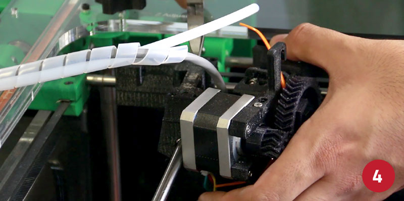 HD Extruder Assembly