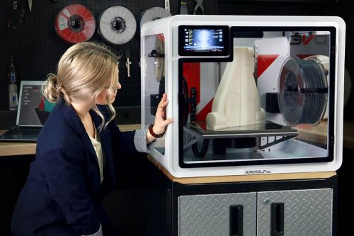 Industrial 3D Printer EVO by Airwolf 3D