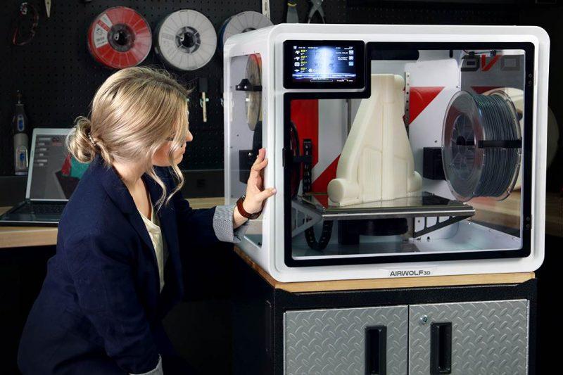 Industrial 3D Printer EVO by Airwolf 3D
