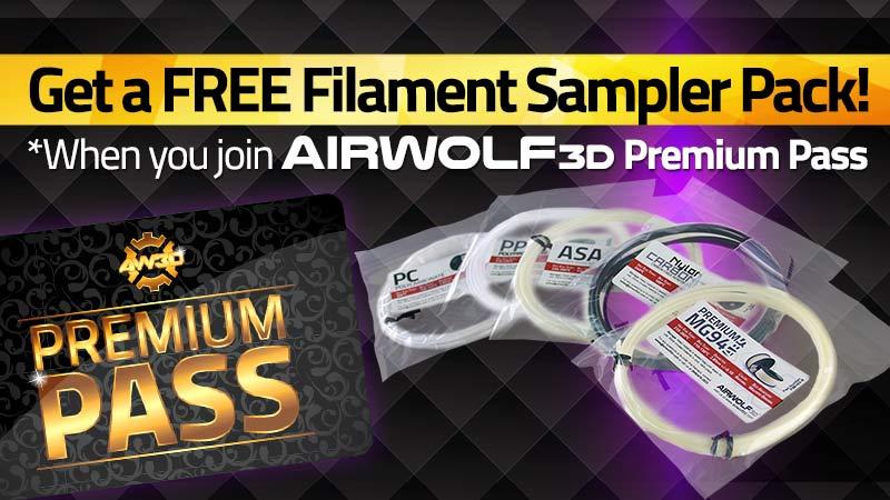 Free Filament Samples