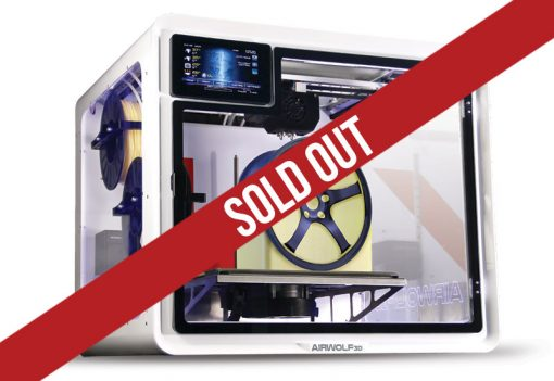 Industrial 3D Printer Sold Out