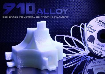 3D Printing Nylon 910 Alloy