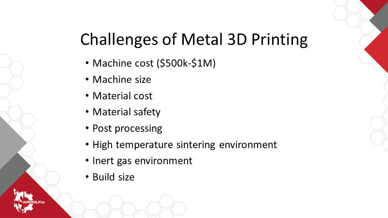 Challenges of Metal