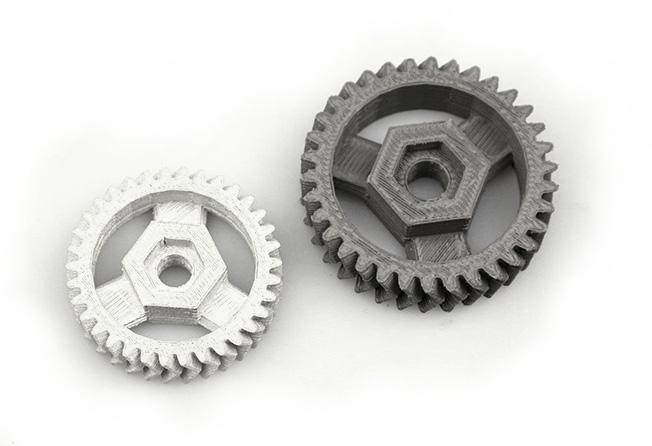 3D-Printed Metal Parts