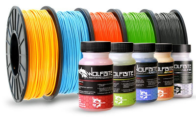 3D Printer Filament Properties