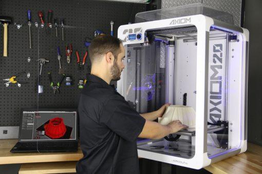 Large Volume 3D Printer AXIOM 20