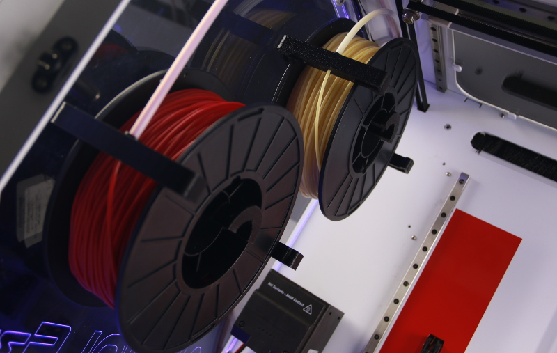 EVO's Integrated Filament Drying System