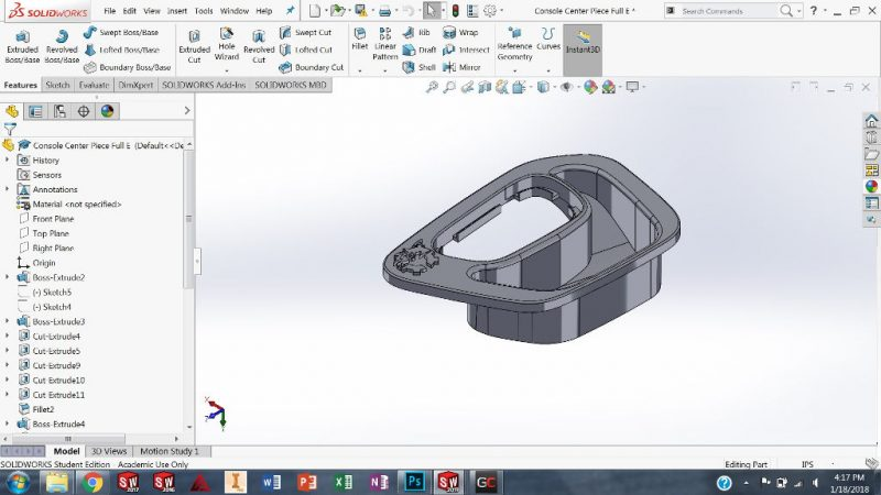Student SolidWorks