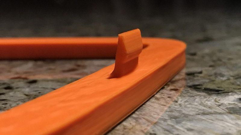 3D Printed Tab