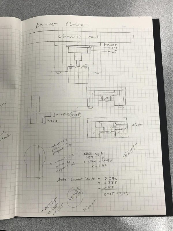 Student Engineering Notebook