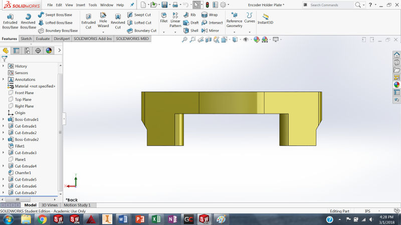Solidworks for High School Students
