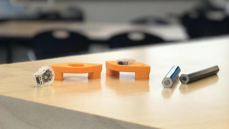 3D-printed encoder mounts