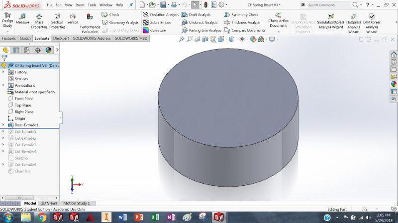 3D-Printed Hub Design