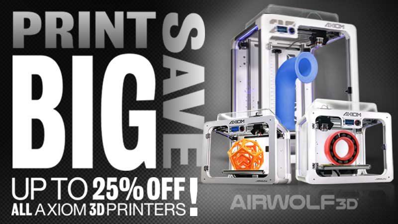 3D Printer Sale