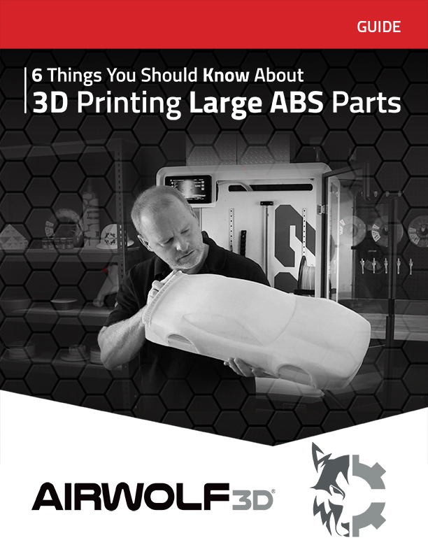 Download Guide 3D PRINTING LARGE ABS PARTS