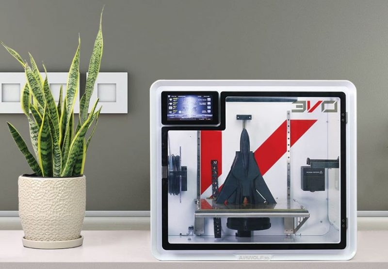 EVO 3D Printing ABS