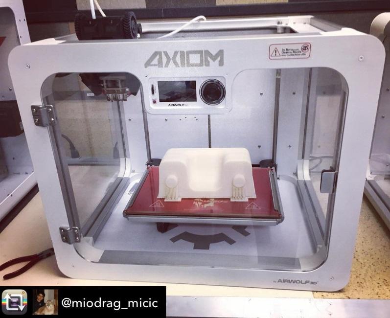 3D Printed Fiberglass Tooling