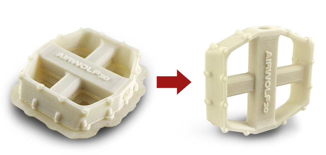 request a 3d printed sample