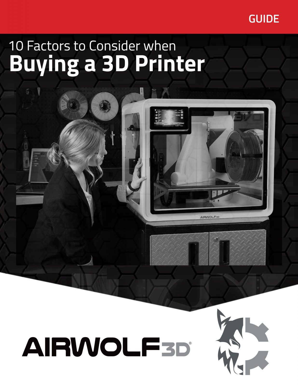 Guide to Buying a 3D Printer