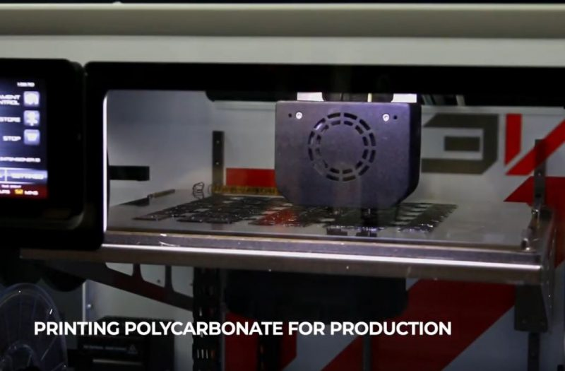 Extended Polycarbonate 3D Prints for Production