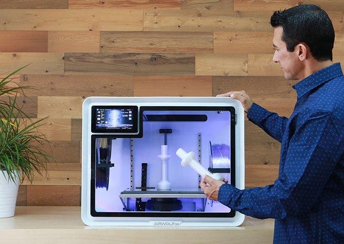 Desktop 3D Printer For Schools