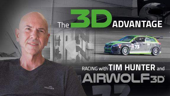 3d printing race car parts